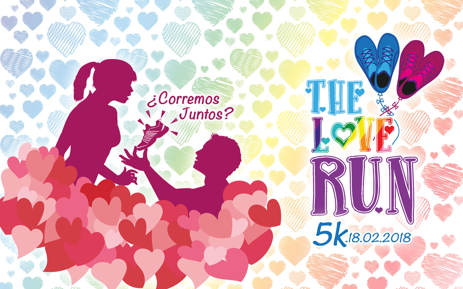 Atlética The Love Run 2018